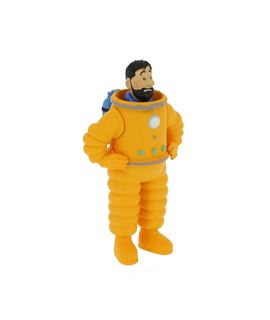 FIGURA PVC - HADDOCK LUNA - 8CM - 42507-figura-pvc-tintin-luna-astronauta-haddock