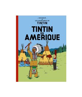 CASTERMAN-FACS.COLOR 02-TINTIN EN AMERIQUE - 9782203012028
