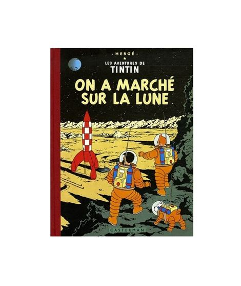 CASTERMAN-FACS.COLOR 16-ON A MARCHE SUR LA LUNE - 9782203012080