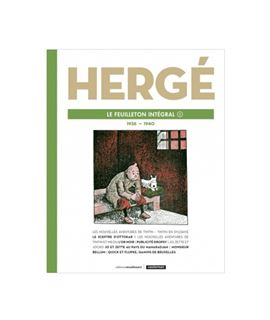LE FEUILLETON INTEGRAL V-8 - FRANCÉS - 24232_1