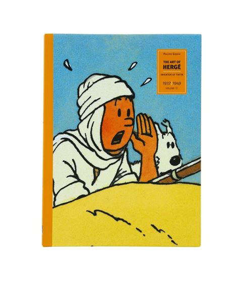 THE ART OF HERGÉ VOL.2 - 24253-w1200-1