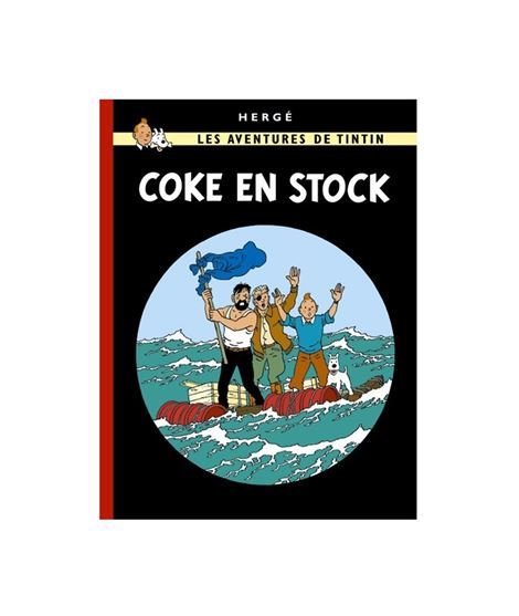 CASTERMAN-FACS.COLOR 18-COKE EN STOCK - 9782203011465