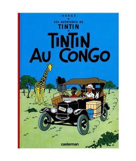 CASTERMAN 02 - TINTIN AU CONGO - cover_album_c01_1