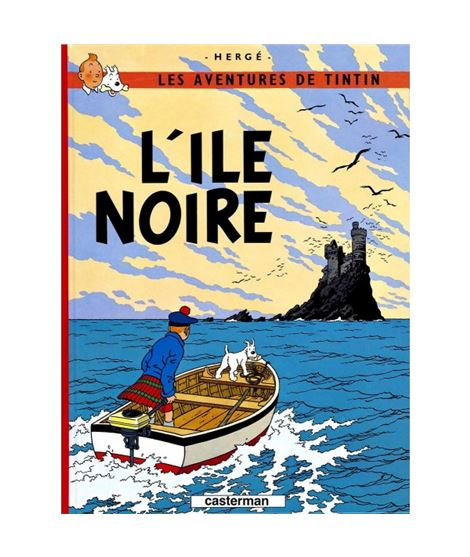 CASTERMAN 07-L´ILE NOIRE - cover_album_c06