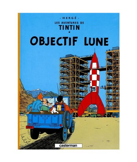 CASTERMAN 16 - OBJECTIF LUNE - cover_album_c15
