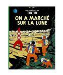 CASTERMAN 17-ON A MARCHE SUR LA LUNE - cover_album_c16