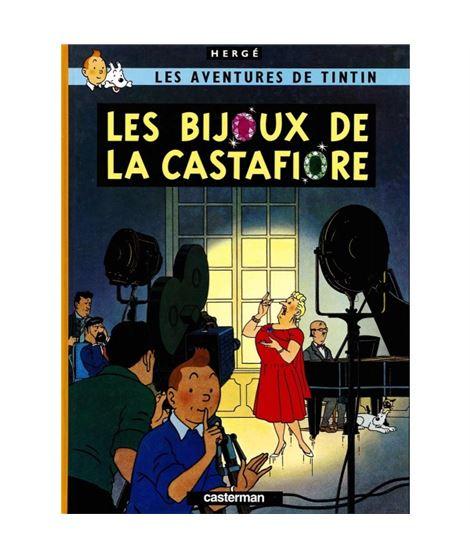 CASTERMAN 21-LES BIJOUX DE LA CASTAFIORE - cover_album_c20