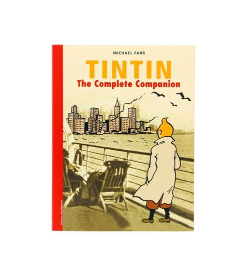 TINTIN THE COMPLETE COMPANION - 28476-w1200-1