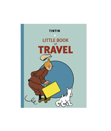 TINTIN LITTLE BOOK OF TRAVEL - 28904 (1)