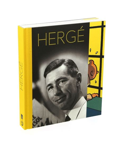 CATALOGUE HERGÉ - GRAND PALAIS - 289920001