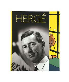 CATALOGUE HERGÉ - GRAND PALAIS (ED LUXE) - 28993