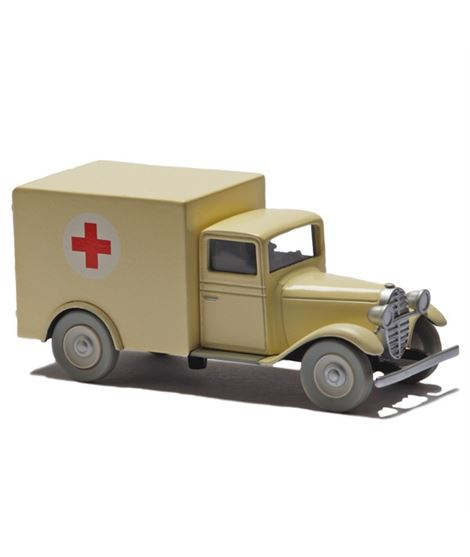 COCHE-56-AMBULANCIA CIGARROS - ESCALA 1/43 - 29056-w600-1