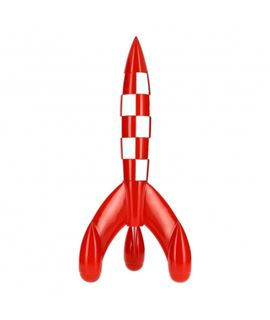 RESINA - COHETE 90 CM - el-cohete-lunar-de-coleccion-en-resina-tintin-moulinsart-90cm-46993-2017 (1)
