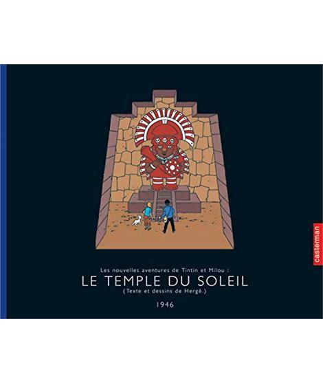 LE TEMPLE DU SOLEIL 1946 - FRANCÉS - 7146