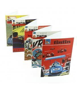 SET 20 CARTES POSTALES J. GRATON & JOURNAL TINTIN - 31307000005