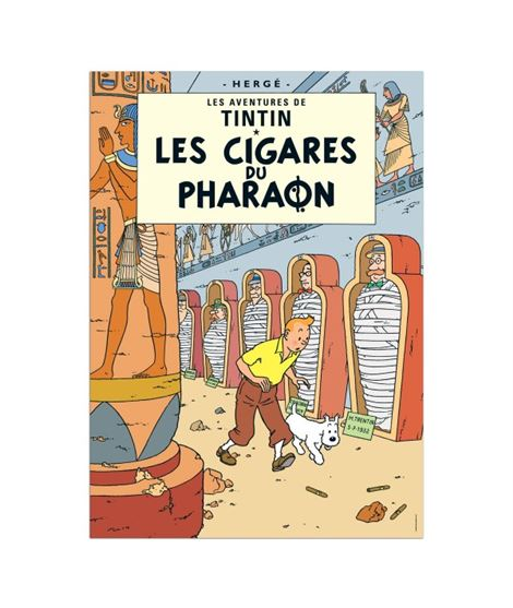 POSTER 03- LES CIGARES DU PHARAON - posters-fr-2015-4_1200_1