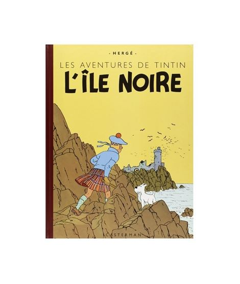 CASTERMAN-FACS.COLOR 06-L´ILE NOIRE - 1373