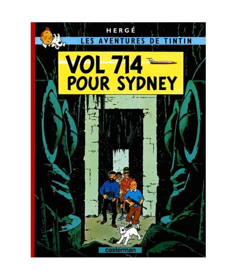 CASTERMAN 22-VOL 714 POUR SYDNEY - cover_album_c21