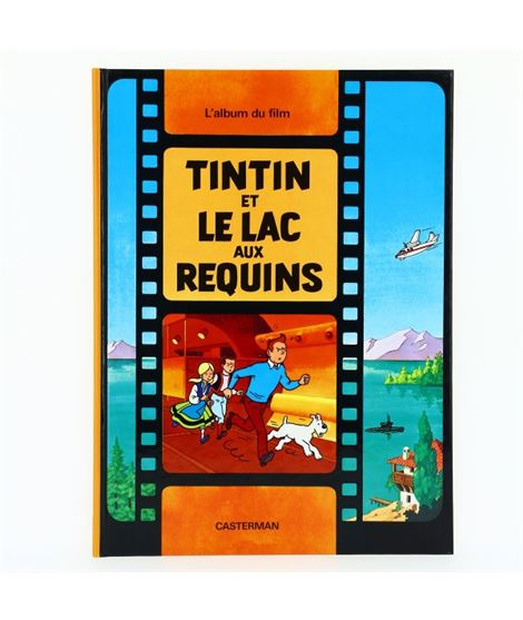 CASTERMAN- LE LAC AUX REQUINS - 822030000