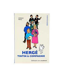 HERGÉ, TINTIN ET COMPAGNIE - 240120000