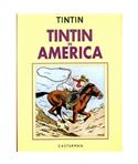 ALBUM FACS. B/N TINTIN IN AMERICA (ENGLISH) - 74402