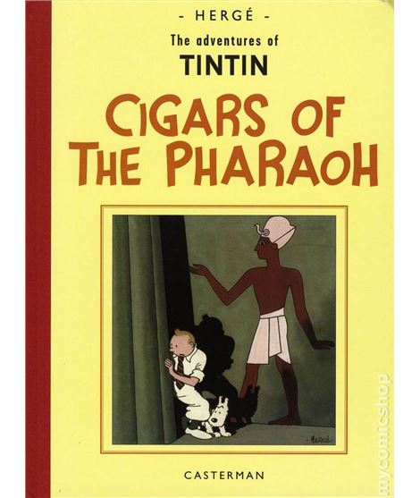 ALBUM FACS. B/N CIGARS OF THE PHARAOH (ENGLISH) - 74502
