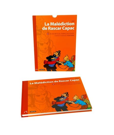 LA MALEDICTION DE RASCAR CAPAC VOL.2 - 28778-w1200-2