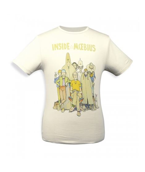 MOEBIUS - CAMISETA TRIBU - XL - 00889002_3