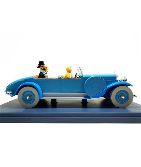 COCHE - LINCOLN CIGARROS - ESCALA 1/24 - 29910-tintin-shop-barcelona-coche-124-descapotable-cigarros-2