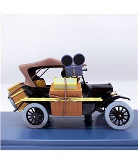 COCHE ESCALA 1/24 - LA FORD T - TINTIN AU CONGO - 2990500000007-tintin-shop-coche-1-24-ford-t-congo-4