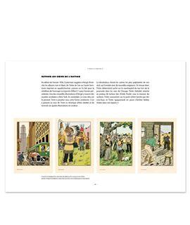 HERGÉ, TINTIN ET LES AMÉRICAINS - FRANCÉS - 24482-herge-tintin-et-les-americains-book-philippe-goddin-fra-4