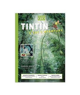 GEO - TINTIN C´EST L´AVENTURE Nº 7 (JUNGLA) - geo 7