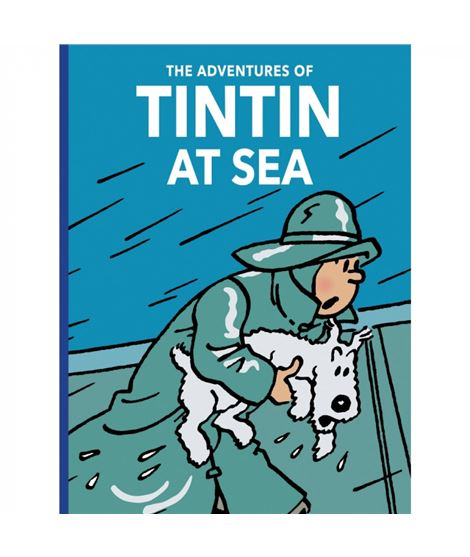 THE ADVENTURES OF TINTÍN AT SEA - 24484 (2)
