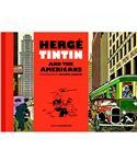 HERGÉ, TINTIN AND THE AMERICANS - INGLÉS - 24483