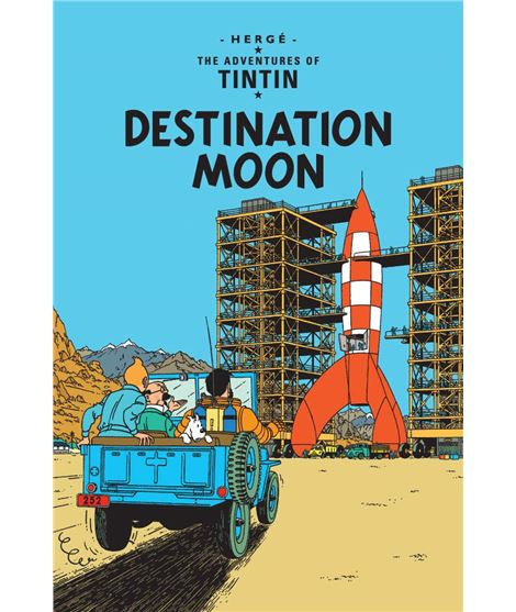 EGMONT 16 - DESTINATION MOON (RÚSTICA) - 206273