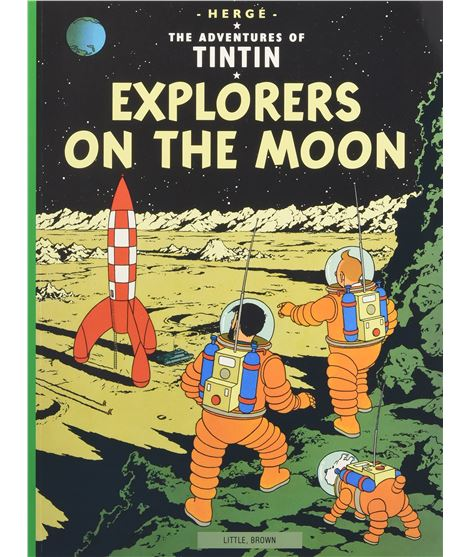 EGMONT 17 - EXPLORERS ON THE MOON - INGLÉS (RÚSTICA) - 206280
