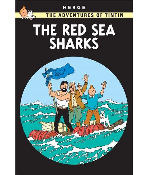 EGMONT 19 - THE RED SEA SHARKS - INGLÉS (RÚSTICA) - 206303