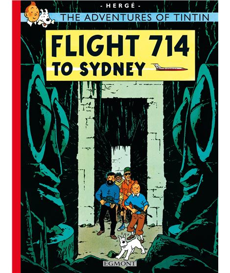 EGMONT 22 - FLIGHT 714 TO SYDNEY - INGLÉS (RÚSTICA) - 206334
