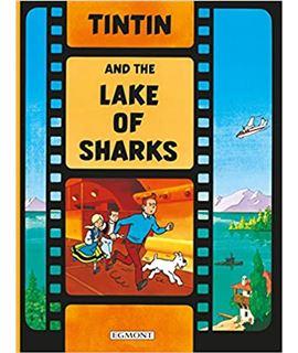 EGMONT - LAKE OF SHARKS - INGLÉS (RÚSTICA) - 206341