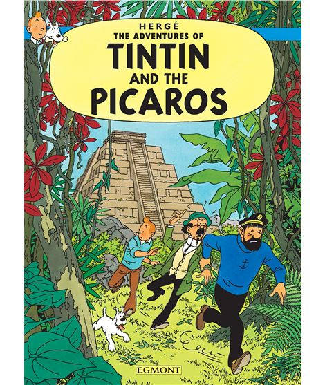 EGMONT 23 - TINTIN AND THE PICAROS - INGLÉS (RÚSTICA) - 206358