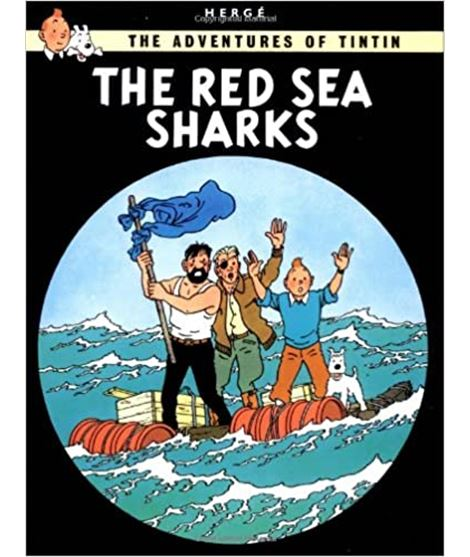 EGMONT 19 - THE RED SEA SHARKS - 71803