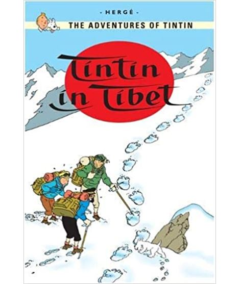 EGMONT 20 - TINTIN IN TIBET - INGLÉS (CARTONÉ) - 71903