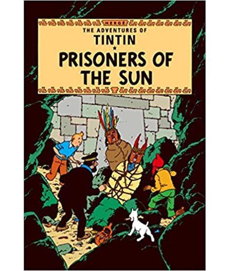 EGMONT 14 - PRISONERS OF THE SUN - INGLÉS (CARTONÉ) - 71303