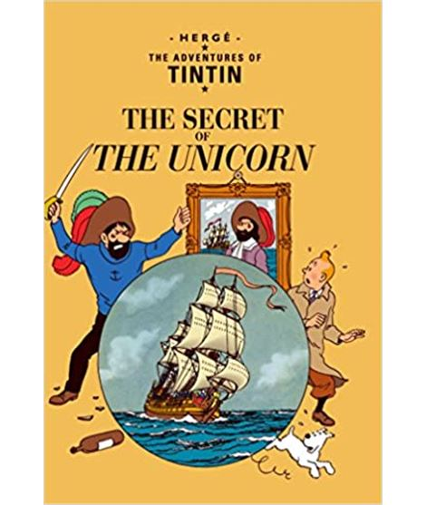 EGMONT 11 - THE SECRET OF THE UNICORN (CARTONÉ) - 71003