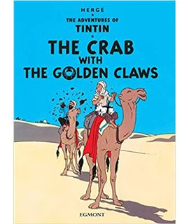 EGMONT 09 - THE CRAB WITH THE GOLDEN CLAWS (CARTONÉ) - 70803