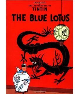EGMONT 05 - THE BLUE LOTUS - INGLÉS (CARTONÉ) - 70403