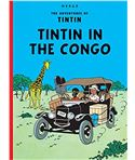 EGMONT 02 - TINTIN IN THE CONGO - INGLÉS (CARTONÉ) - 70103