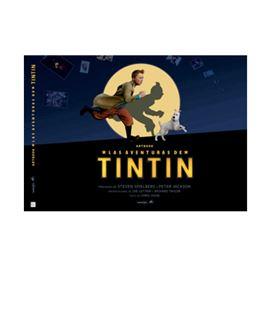 ARTBOOK LAS AVENTURAS DE TINTIN - 428-0_image