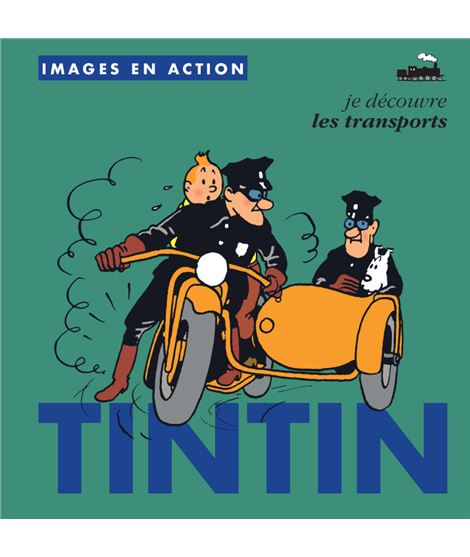 IMAGES EN ACTION - LES TRANSPORTS - 24370 (1)