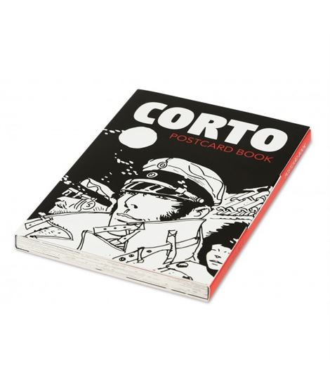 SET 16 POSTALES CORTO MALTESE - 31309100